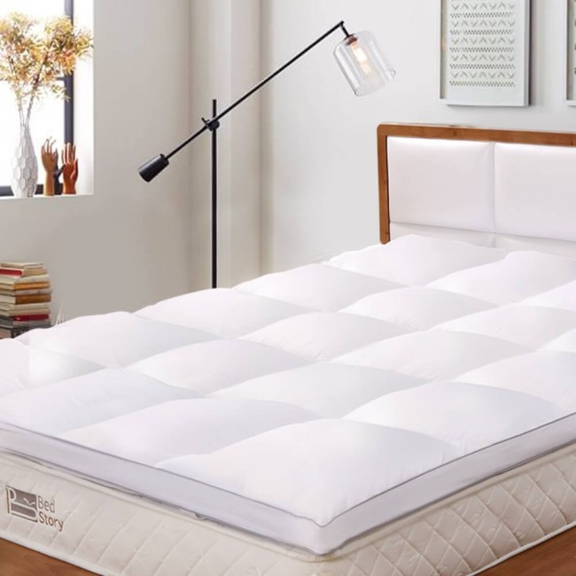 Premium Plush Mattress Topper twin